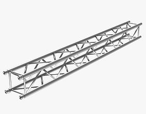 3D model Square Truss Straight Segment 26