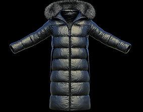 Female Jacket 3D