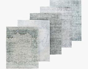 3D carpet decor