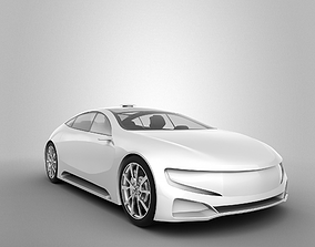 3D asset LeEco - LeSee 2016