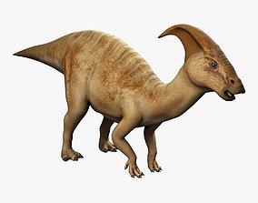 3D Parasaurolophus - Static