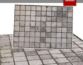 269 Sidewalk 3D model realtime