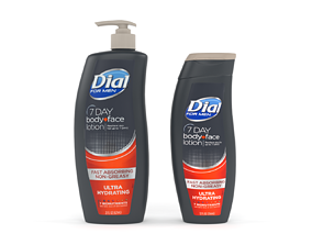 3D Dial for Men Body Lotion