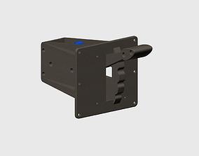 Flap Mechanism for Flight Simulator 3D Printable