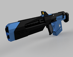 3D print model Destiny 2 Jade Rabbit