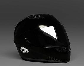 Bell Qualifier helmet 3D model