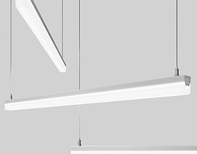 led 3D Flow LED by Regent Suspended Lamp