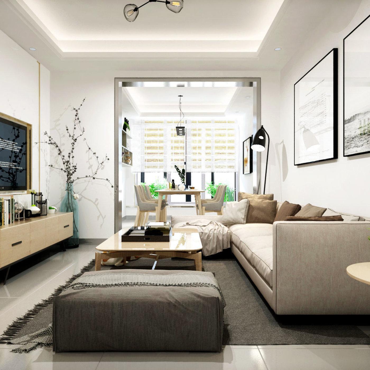 simple design lobby