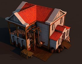 Rome Warehouse 3D model