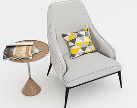 Arm Chair 3D asset