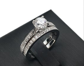 3DM Personalized ring types of jewelry files