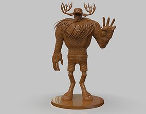 3D print model Monster Point