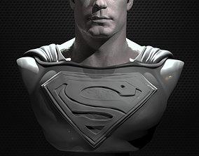 The Superman 3d model