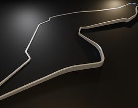 Imola Racing Circuit Conceptual 3D