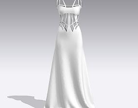 KORSET BLOUSE DRESS 3D