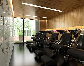 3D Sampoo Room