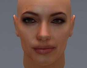3D Angelina Jolie