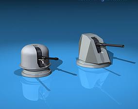 Navy guns 3D model