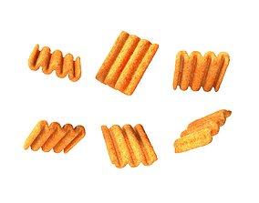 chips 3D model