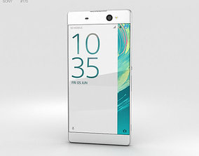 3D model Sony Xperia XA Ultra White