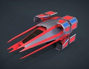 3D model Wasemix SpaceShip