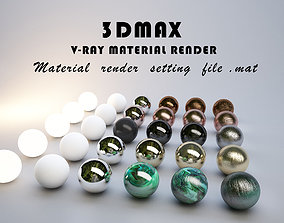 redshift REDSHIFT MATERIAL PACK FOR 3DSMAX