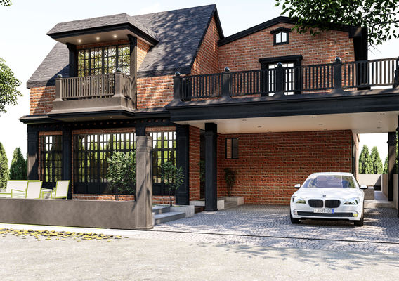 RESIDENTIAL HOUSE DESIGN RENDER IN LUMION 8.5 PRO
