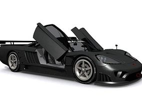 Saleen S7-R 3D model