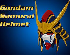 3D printable model Gundam Deathschyte Samurai