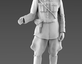 policeman soldier german soldat 3D printable model