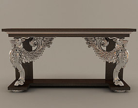 Gryphon Table Console 3D