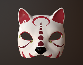 Decorative Mask 3D model