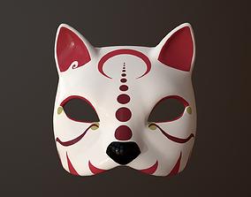 Decorative Mask 3D model