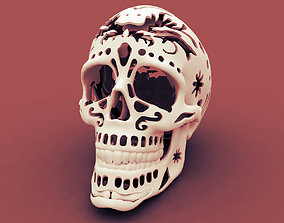 Calaverita 3D printable model