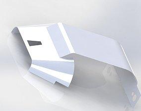 3D car surface concept