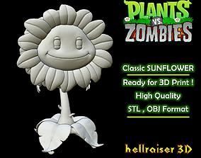 Plants vs Zombies - 3D printable model 1