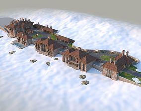 The Chalet Complex 3D