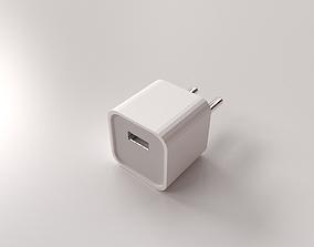 USB Power Adapter 3D