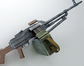 3D PK Machine gun Hi-Res