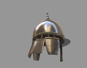 3D model MamlukeHelmet