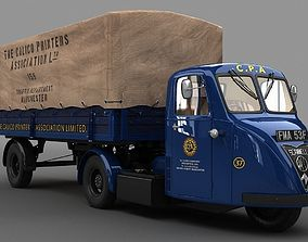 Scammell Scarab 3D