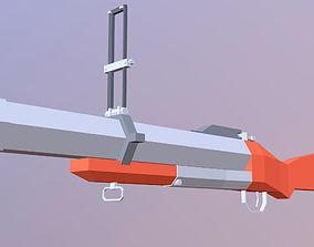 3D model M79 Grenade Launcher