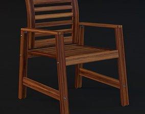3D model Ikea Applaro Armchair