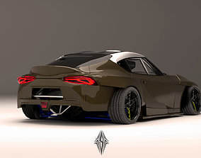 3D model HGK Supra A90