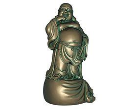 3D print model 3D asset VR / AR ready Maitreya human-head