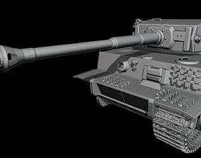 3D printable model Tiger 1 Tanks