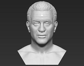 Sylvester Stallone Rocky Balboa bust 3D printing ready