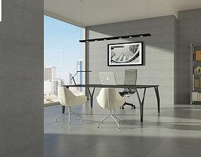 3D the boss office