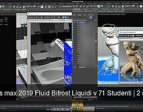 071 3ds max 2019 Fluid Bifrost Liquidi v 71