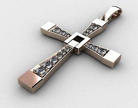 sla Cross 3D print model